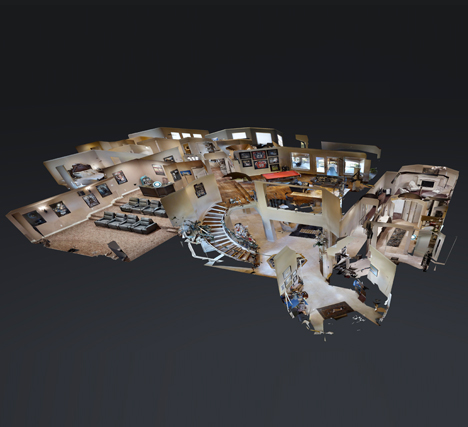 Image of 3D Matterport Tours