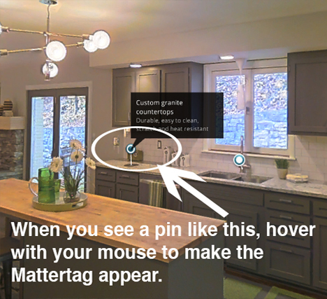 Image depicting 3D Matterport Tours