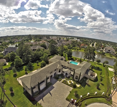 Picture of Real Estate Drone Photography